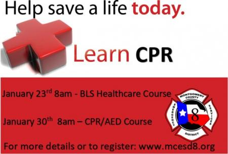 Learn CPR - Help Save A Life