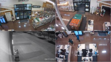 Local Sprouts Store Manager Shot - Suspects Wanted