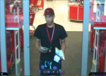 Tomball PD Looking For Theft Suspect