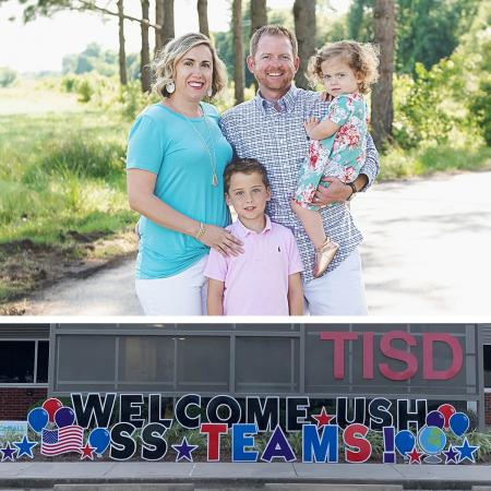 TISD Alumni Spotlight - Leslie  Johnson